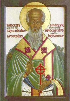 16 Mart Yetmişlerden Kutsal Elçi Aristobulus, Britanya'nın ilk Piskoposu