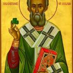 17 Mart   İrlanda'nın Aydınlatıcısı Aziz Patrick