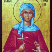 2 Mart Kutsal Şehit Efthalya
