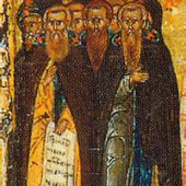 20 Mart Kutsanmış Aziz Savas'ın Manastırında şehit edilmiş doğrucu Babalarımız