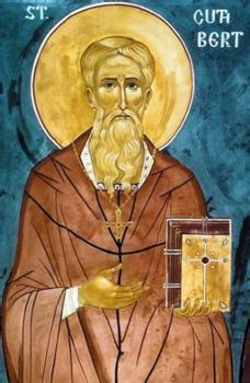 20 Mart Lindisfarne Piskoposu Mucize Yapıcı Aziz Kutbert