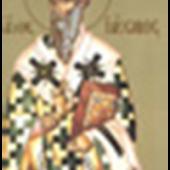 Studyon manastırında bir keşiş ve Aziz Theodor'un öğrencisiydi