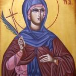 27 Mart Selanikli Azize Matrona