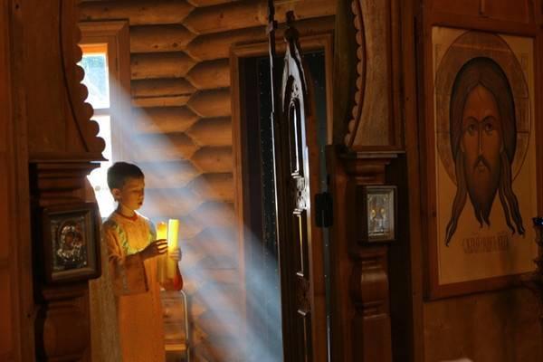 Diriliş Bayramı Orucu süresince okunan Suriyeli aziz Efrem'in duası