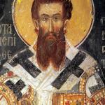 Büyük Oruç Devresinin ikinci Pazarı: Aziz Gregory Palamas Pazarı
