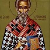 12 Nisan Suriye'deki Laodikya'nın Başpapazı, Ruhani Şehit Artemon