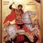 23 Nisan Büyük şehit aziz Georgios