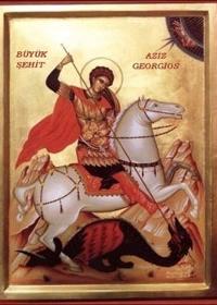 Büyük şehit aziz Georgios
