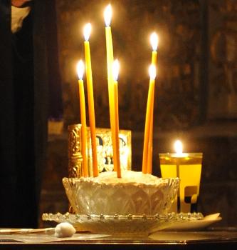 Kutsal Çarşamba: Hastalara yağ sürme gizemi uygulanır