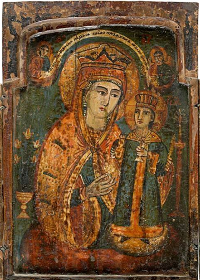 Pisidya Antakyasından iman ikrarcısı Kutsal Pederimiz Yorgo (George)