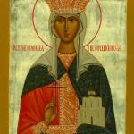 1 Mayıs Gürcistan Kraliçesi Azize Tamara