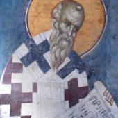 12 Mayıs Kıbrıs Piskoposu Aziz Epifanios
