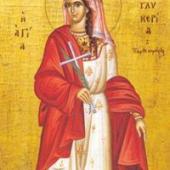 13 Mayıs Kutsal Azize Glykeria