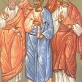 14 Nisan Havari ve Azizler Aristarkus, Pudens ve Trofimus