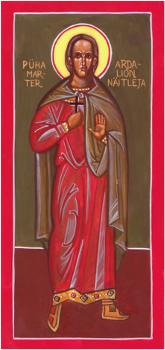 14 Nisan Kutsal Şehit, Aktör Ardalion
