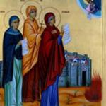 16 Nisan İliria'dan Bakire Şehitler, Ağapi, İrini ve Hionya