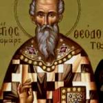 18 Mayıs Ankara'nın Şehit Azizi Theodotus ve Beraberindeki Yedi Bakire Şehit