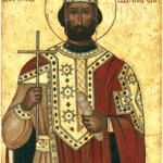 2 Mayıs Bulgaristan'ın Kutsal Çarı Boris-Mihail