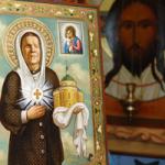 2 Mayıs Moskovalı Kutsanmış Matrona (Kör)
