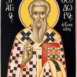 22 Nisan Sykeon'lu Kutsal Pederimiz Theodore