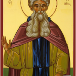 8 Mayıs  Saygıdeğer Pederimiz Büyük Arsenios