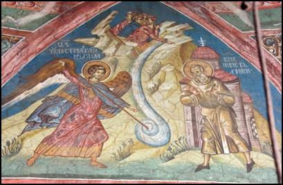 Tanrı Krallığının bedensiz varlıkları; Melekler (3) 2