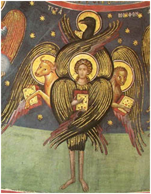 Tanrı Krallığının bedensiz varlıkları; Melekler (2) 2