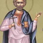 22 Mayıs Komana'nın aziz şehidi Vasiliskus