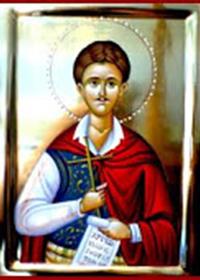 25 Haziran Antalyalı Yeni-Şehit Aziz Yorgo