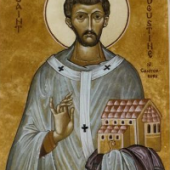 26 Mayıs İngiltere ΄nin Müjdecisi, Canterbury ΄nin Aziz Augustine ΄i