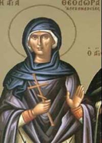 27 Mayıs Αziz şehitler Theodora ve Didymus