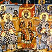 29 Mayıs Birinci ekümenik konsil ΄in anması
