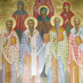 30 Mayıs Azize Makrina, aziz büyük Vasilios ΄un babaannesi