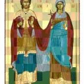 10 Haziran Kutsal Şehitler Er Alexander ve Bakire Antonina