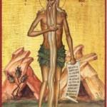 12 Haziran Kutsal pederimiz aziz büyük Onufrius