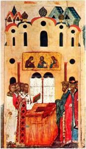 10 Temmuz Rab'in Kıymetli Kaftanının Moskova'ya Yerleştirilmesi