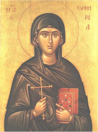 16 Eylül Azize Effimia