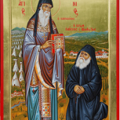 Psalmi- Agios Arsenios