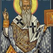 4 Temmuz Aziz Andreas, Girit Başpiskoposu