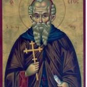 5 Temmuz Kutsal Dağ'ın Keşişi Aziz Atanasius ve Altı Öğrencisi