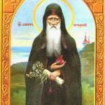 1 Haziran Kiev kutsal pederi aziz Agapitus