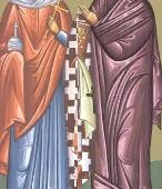 4 Ηaziran Aziz Lazar'ın Kız Kardeşleri Azize Meryem - Marta