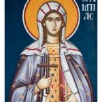 25 Temmuz Konstantinopolis Diyakonu Azize Olympia