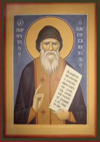 Aziz Porfirios'un depresyon hakkında konuşması