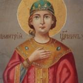 3 Haziran Rusya Çareviçi Kutsal Şehit Dimitri