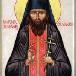 2 Temmuz  Aziz Yuvenali, Alaska ve Amerika'nın ilk Şehidi