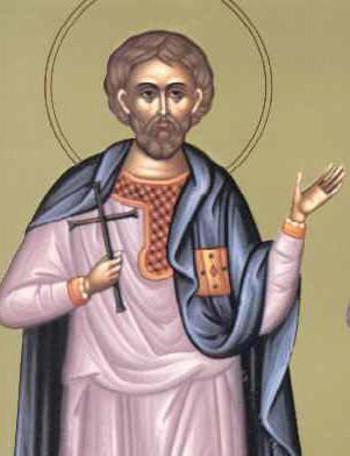1 Ağustos Pampilya'nın Kutsal Şehidi Cindeus Anısına
