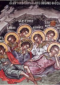 4 Ağustos Efes'in kutsal 7 gençleri