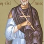 5 Ağustos Antakyalı şehit Eusignius