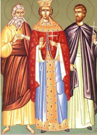 7 Ağustos Kutsal şehitler asker Marinus ve senatör Asterius